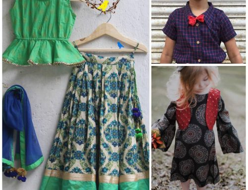 Three amazing online stores to buy Indian clothing for kids