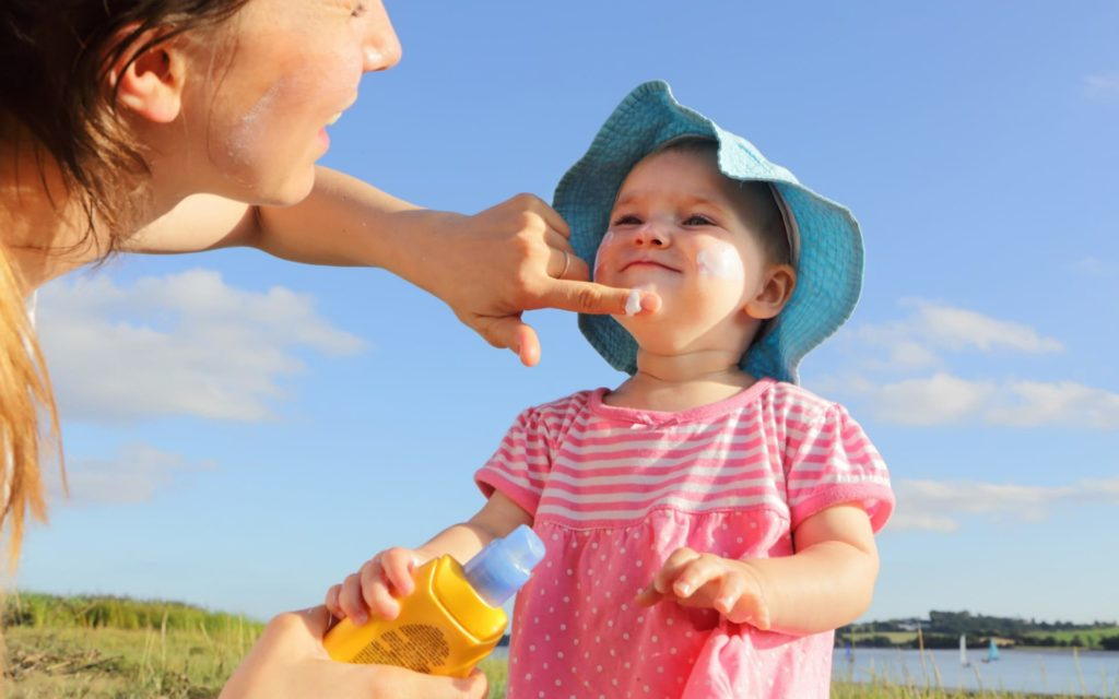 baby sunscreen in India complete buying guide