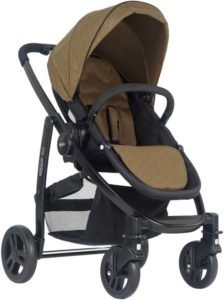 Graco stroller for outdoors, use in city