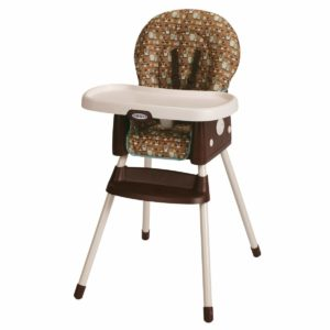 Graco Simple switch baby high chair cum booster seat