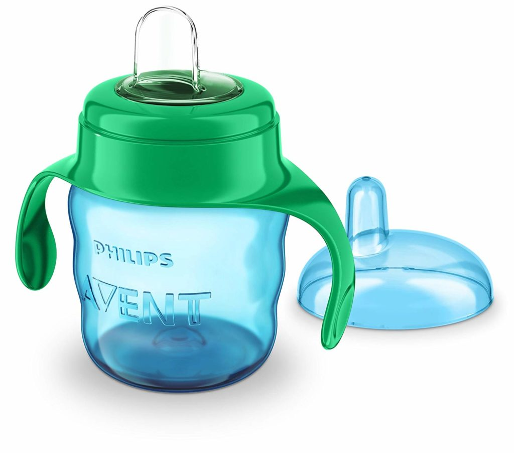 Philips Avent classic soft spout sippy cup