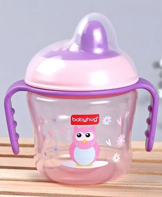 babyhug hard spout sippy cup