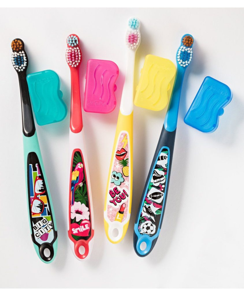 Jordan step 3 kids toothbrush