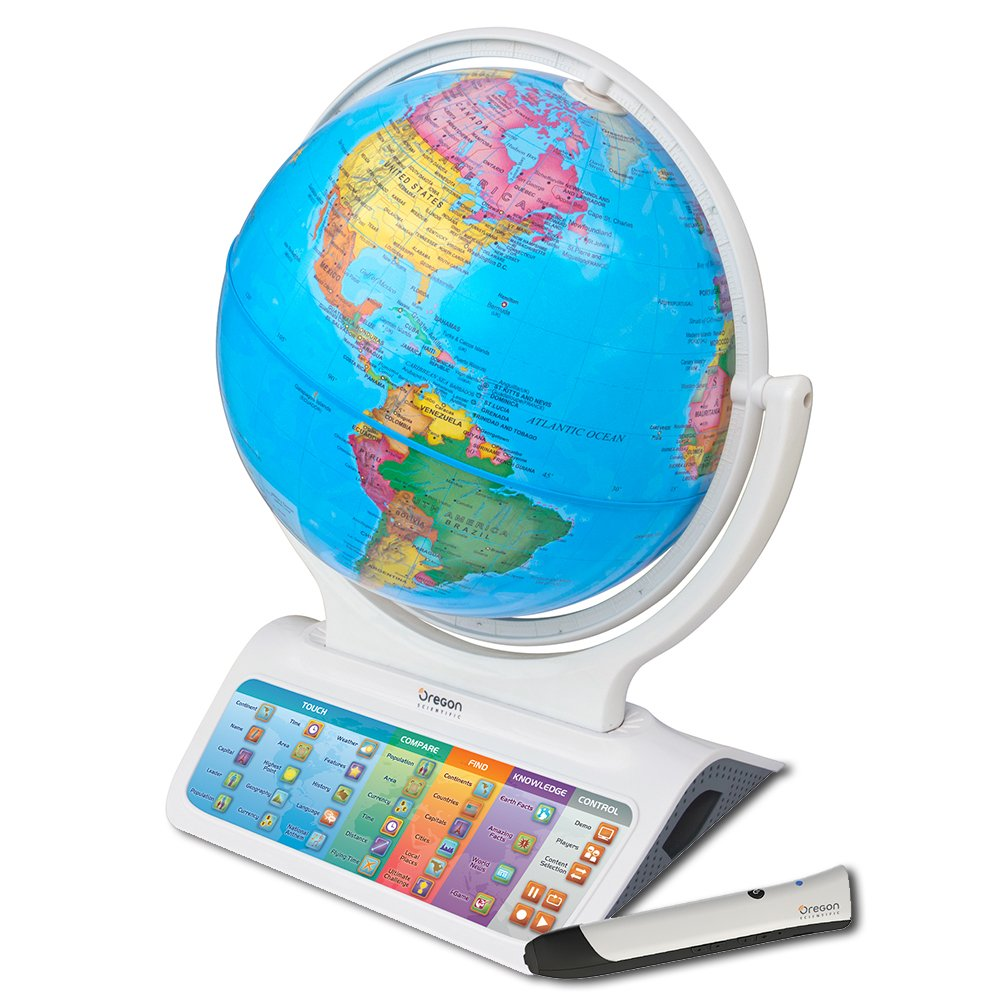 oregon smart globe educational toy for kids