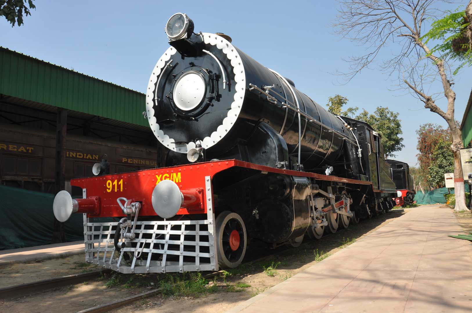 spend fun and informative day with your child at rail museum new delhi