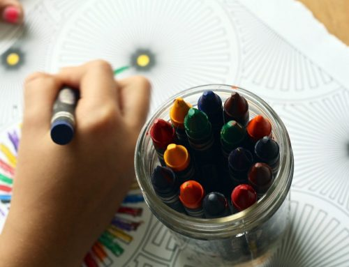 5 non-toxic colouring options for your toddlers
