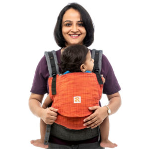 Cuddle n Care offers a collection of ergonomic carriers in a range of stylish and designs and vibrant colors