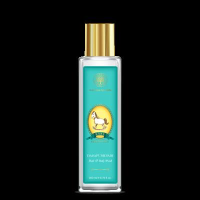 Dashapushpadi Shampoo and body wash are made up natural ingredients