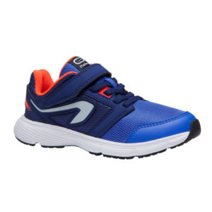 Decathlon has a very nice collection of sports shoes with good flexibly and soft insole
