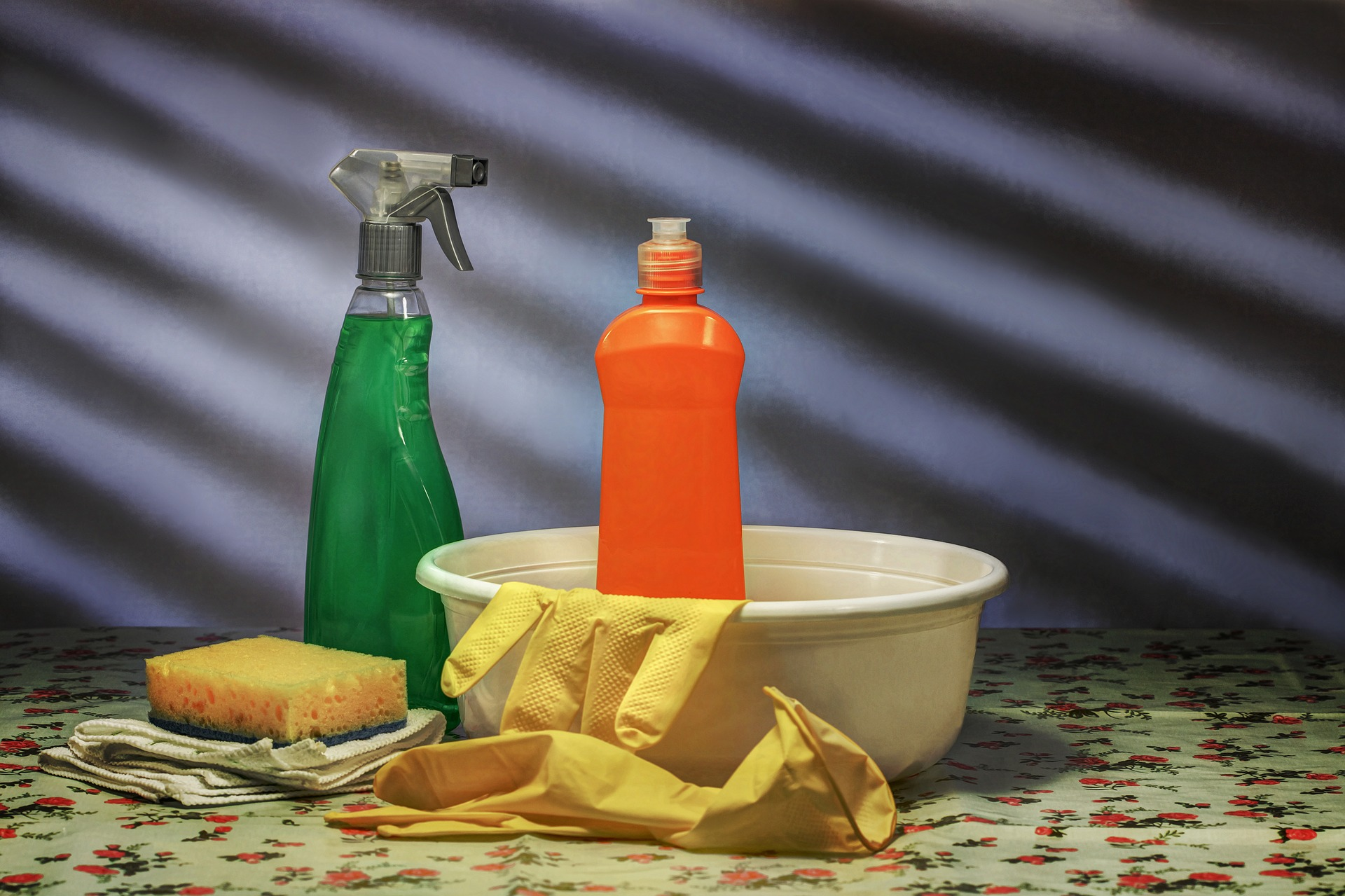 how to get rid of toxins in home environment