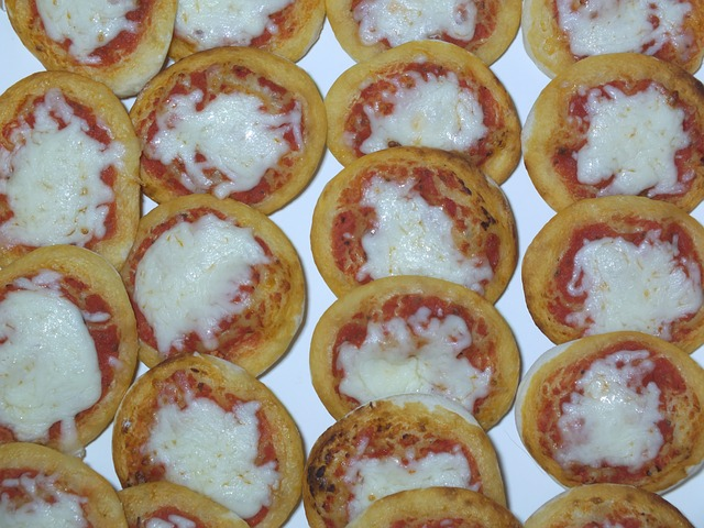 Pizzas are easy to cook tasty food your child will love
