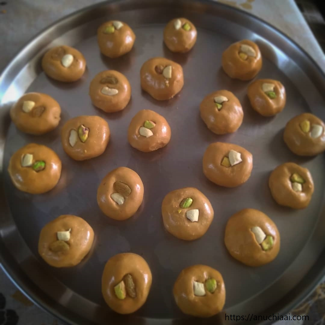 Laddoo recipes for kids