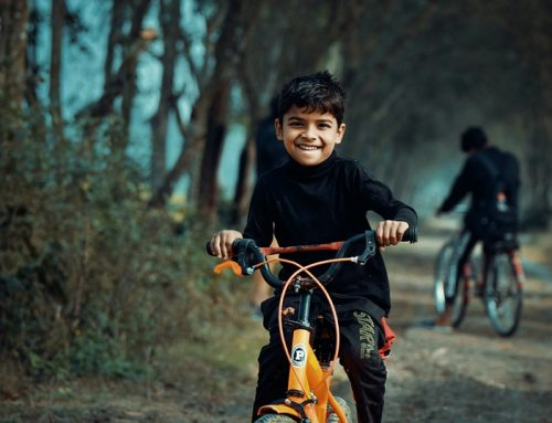 Choosing the right bicycle for kids